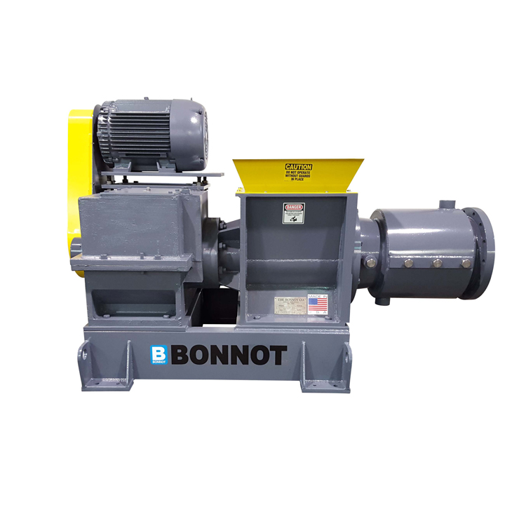 Bonnot Pelletizing Extruder